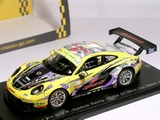 Ferrari 488 #88A  Winner 12h Bathurst 2017 - LookSmart 1/43