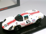 Ford GT40 #11  Ginther Gregory  Le Mans 1964 - Spark 1/43